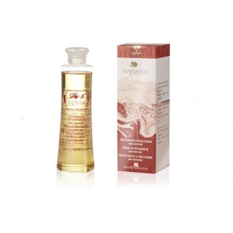Olio Massaggio con Olio di Argan - Arganiae