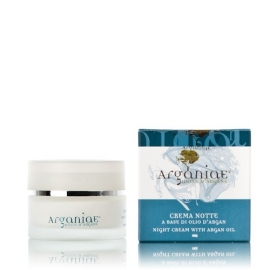 Crema Viso Notte all'Argan