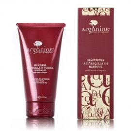 Maschera all'Argilla di Rassoul pronta all'uso Arganiae