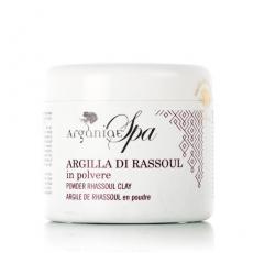 Argilla di Rassoul in polvere Arganiae