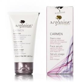 Carmen gesichtsserum gegen die Schönheitsmängel der von Couperose betroffener Haut