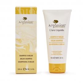 Shampoo mit Arganöl