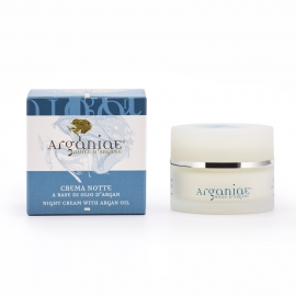 Organic Argan Oil Face Night Cream