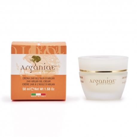 Crema Viso 24H Anti Age - Arganiae