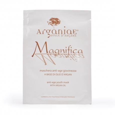 Maschera Viso Monouso MAGNIFICA - Arganiae