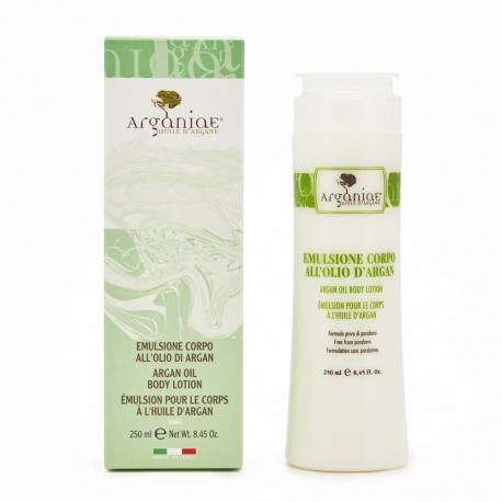 Emulsione corpo all'olio di Argan BIO - Arganiae