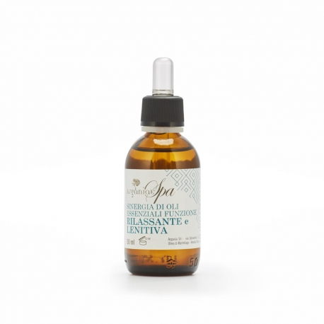 Relaxing and Soothing Essential Oil Sinergy