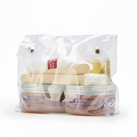 Sugar Wax Depilation Kit - Arganiae