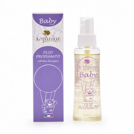 Baby Perfumed Oil