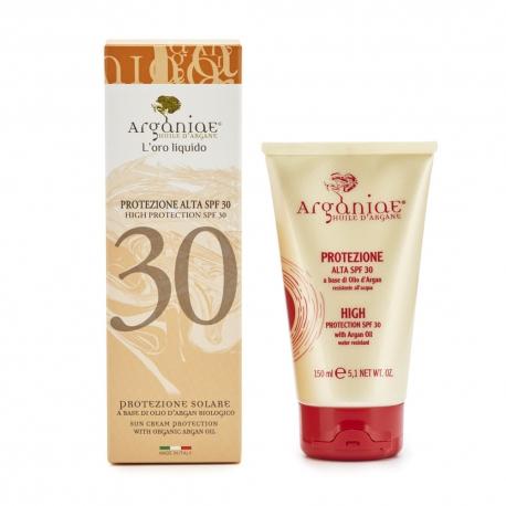 High Protection SPF30 Sun Cream - Arganiae