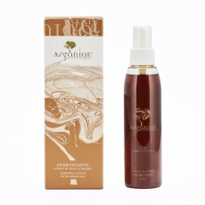 Abbronzante Spray a base di Olio di Argan