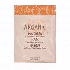 Maske Argan C mit Vitamin C und Ginsengextrakt