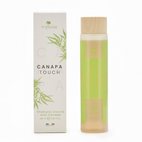 Shampoo alla Canapa - Arganiae