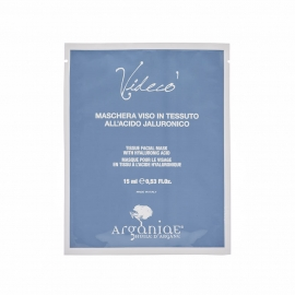Facial Mask with Hyaluronic Acid