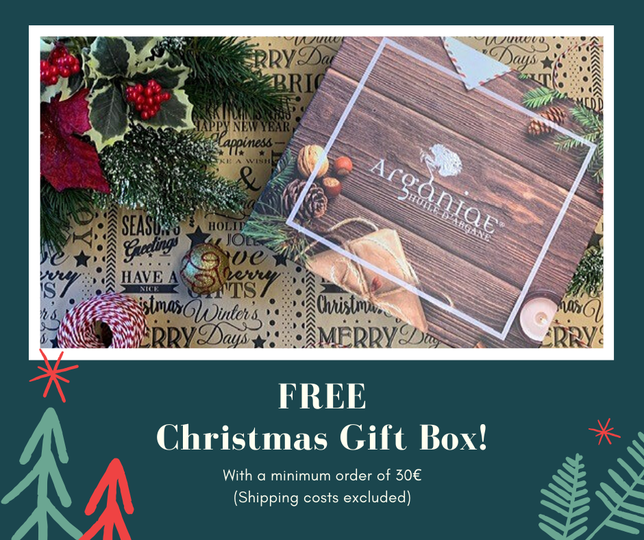 Christmas Gift Box By Arganiae
