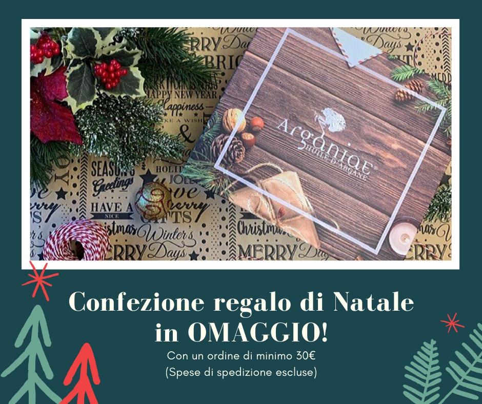 Confezione Regalo Natale 2019 Arganiae