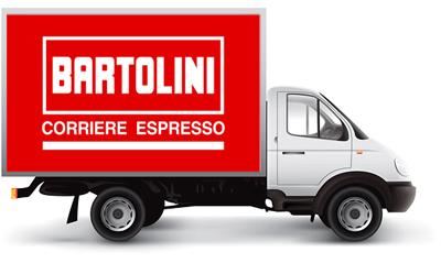 corriere Bartolini per la consegna di Argania in 24/48h