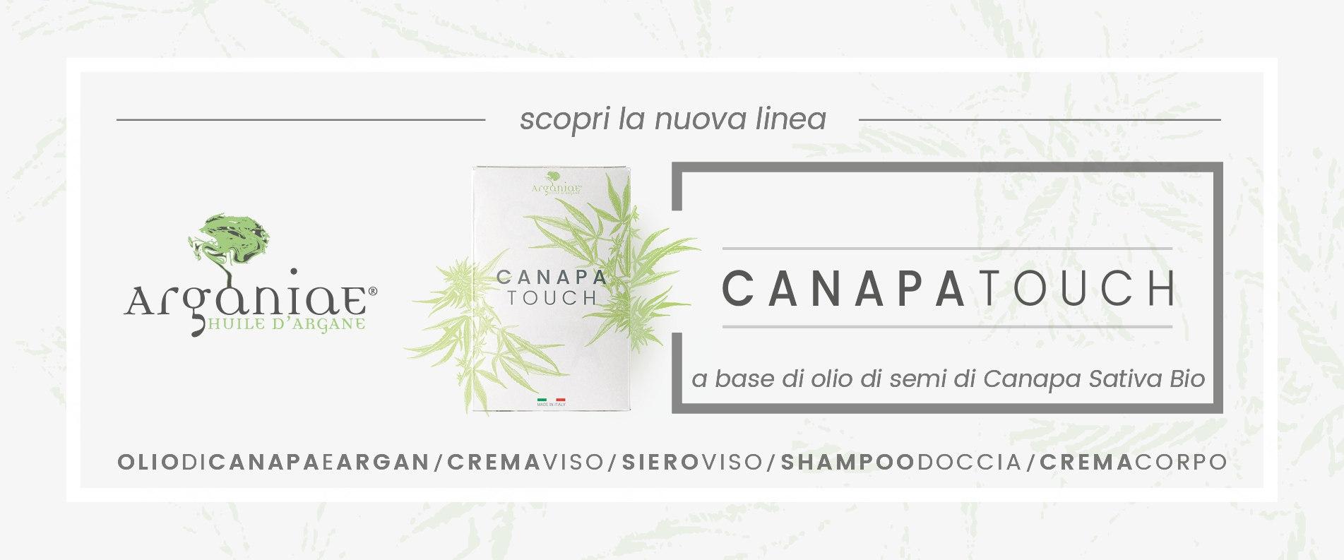 Linea Canapa Touch - Arganiae